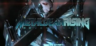 Metal Gear Rising: Revengeance. Видео #1