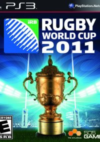 Обложка Rugby World Cup 2011