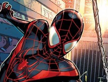 Главным героем анимационного Человека-паука станет Майлз Моралес