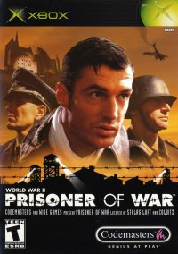 Обложка Prisoner of War