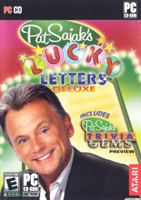 Обложка Pat Sajak's Lucky Letters Deluxe