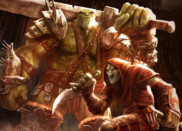 Рецензия на Of Orcs and Men