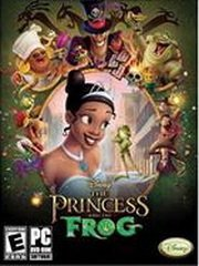 Обложка The Princess and the Frog