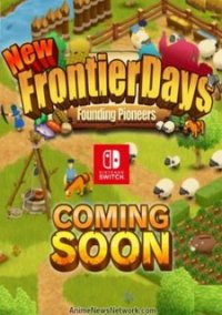 Frontier Days: Founding Pioneers – фото обложки игры