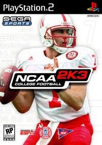 Обложка NCAA College Football 2K3