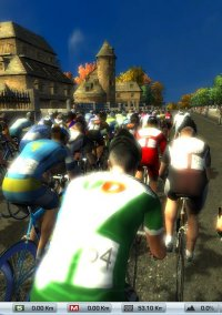Обложка Cycling Evolution 2008