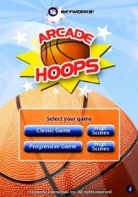 Обложка Arcade Hoops Basketball
