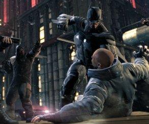 Batman: Arkham Origins. Новые скриншоты с Comic-Con 2013