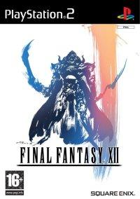 Обложка Final Fantasy 12