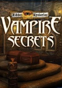 Обложка Hidden Mysteries: Vampire Secrets