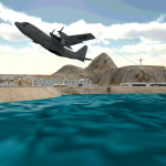 Скриншот Flight Sim: Transport Plane 3D – Изображение 6
