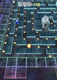 Обложка Pac-Manic Worlds 3D