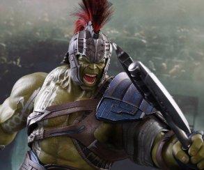 Наверно, лучшая фигурка Халка: гладиатор изфильма «Тор: Рагнарек»