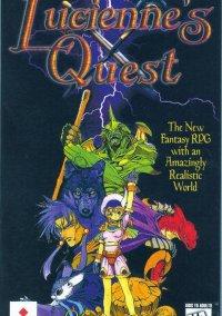 Lucienne's Quest – фото обложки игры