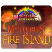 Обложка Wonderland Adventures: Mysteries of Fire Island