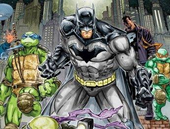 Шесть безумных кроссоверов в комиксах