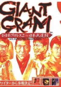 Обложка Giant Gram: All Japan Pro Wrestling 2