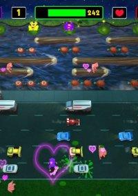 Обложка Frogger: Hyper Arcade Edition
