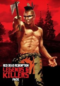 Red Dead Redemption:  Legends and Killers – фото обложки игры