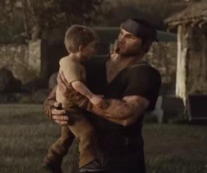 Первый трейлер Gears of War 4 показывает детство главного героя