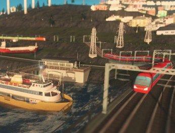 Cities: Skylines - Mass Transit. Официальный трейлер
