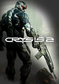 Обложка Crysis 2