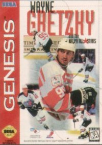 Обложка Wayne Gretzky and the NHLPA All-Stars