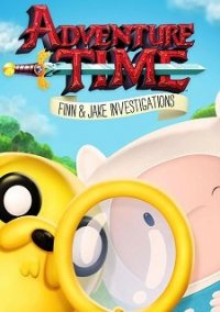 Обложка Adventure Time: Finn and Jake Investigations