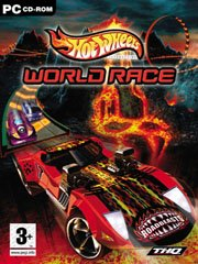 Обложка Hot Wheels World Race
