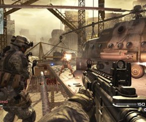 Modern Warfare 3 не смогла побить рекорд Black Ops