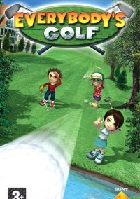 Обложка Everybody's Golf