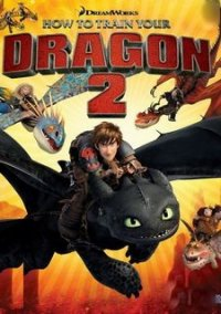 Обложка How to Train Your Dragon 2