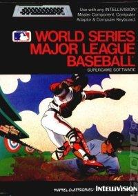 Обложка World Series Major League Baseball