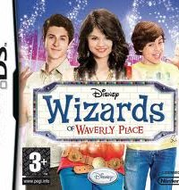 Обложка Wizards of Waverly Place
