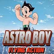 Обложка ASTROBOY: FLYING ACTION