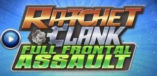 Ratchet & Clank: Full Frontal Assault. Видео #2