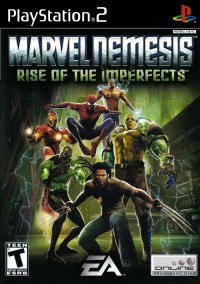 Marvel Nemesis: Rise of the Imperfects – фото обложки игры