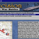 Скриншот Civil War Battles: Campaign Corinth