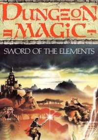 Обложка Dungeon Magic: Sword of the Elements