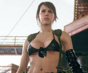 Квайет присоединится к Metal Gear Online в следующем дополнении