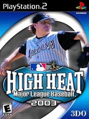 Обложка High Heat Major League Baseball 2003