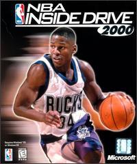 Обложка NBA Inside Drive 2000