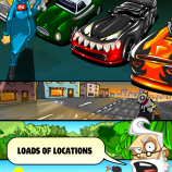 Скриншот Stunt Guy 2.0
