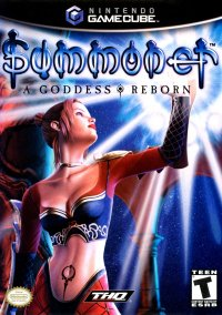 Обложка Summoner: A Goddess Reborn