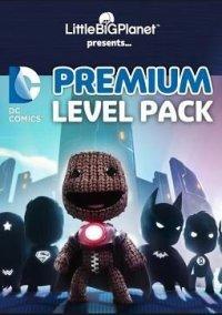 Обложка LittleBigPlanet 2: DC Comics Premium Level Pack