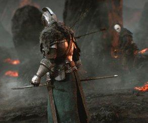 Российские косплееры поставили необычную сценку по Dark Souls 2