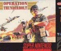 Обложка Operation Thunderbolt