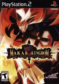 Обложка Makai Kingdom: Chronicles of the Sacred Tome