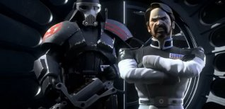 Star Wars: Uprising. Анонсирующий трейлер