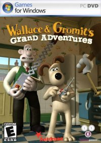 Wallace & Gromit's Grand Adventures – фото обложки игры